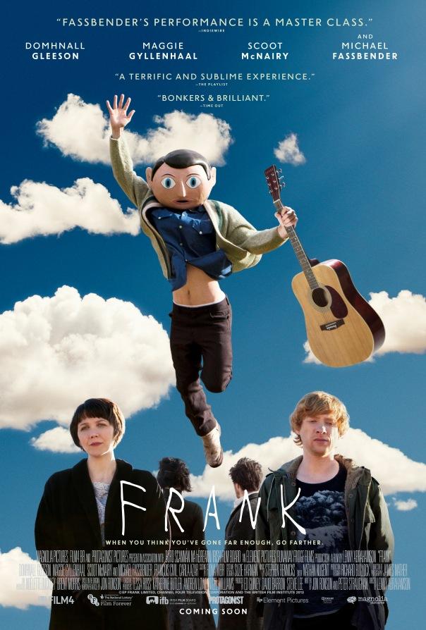 FRANK final poster