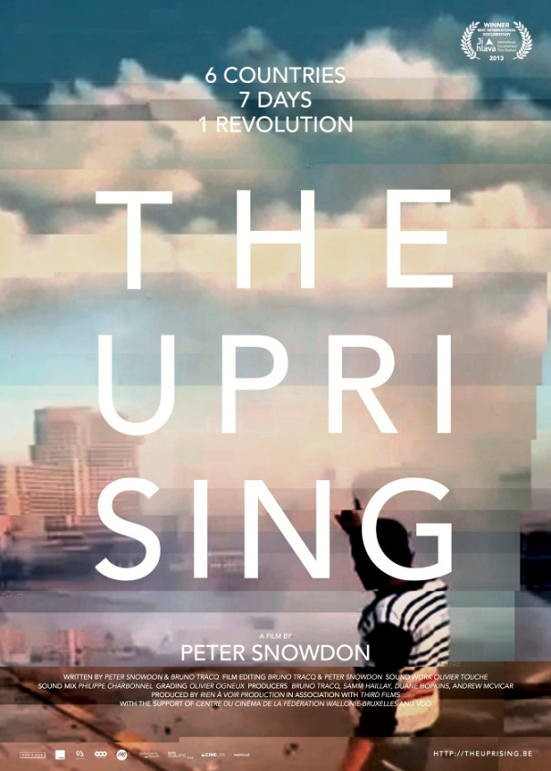 The Uprising Poster